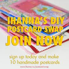 photo postcard join the diy postcard by ihanna send your handmade