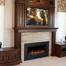 Fireplace Electric Insert by Best 25 Electric Logs Ideas On Pinterest Electric Log Burner