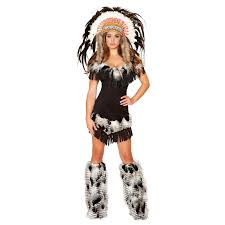 Cowboy Indian Halloween Costumes Adults Cherokee Womens Princess Indian Costume Buycostumes