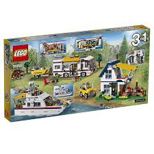 camper van lego amazon com european version lego creator camper 31052 toys u0026 games