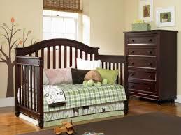 Lajobi Convertible Crib Baby Europa Palisades Crib Lajobi Convertible Rustic Cherry Ebay 1