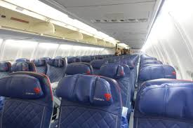 Delta Economy Comfort Review Review Delta Comfort 757 200 San Francisco To New York