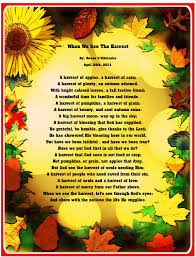 poems about thanksgiving and family christian images in my treasure box fall harvest poem posters