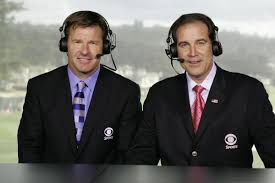 jim nantz has walk up music and it u0027s exactly what you expect it