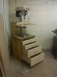 Woodworking Bench Top Drill Press Reviews by Drillpress Stand By Dave Price Lumberjocks Com Woodworking