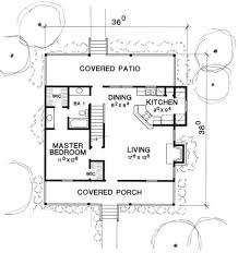Floor Plans With Porte Cochere Cottage Style House Plan 3 Beds 2 00 Baths 1157 Sq Ft Plan 472 5