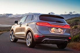lincoln 2017 crossover 2017 lincoln mkc rear left quarter photos gallery 2017