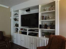 custom built entertainment center hometalk