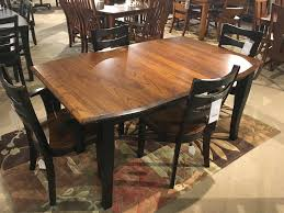 amish dining room table amish dining room