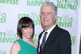 anthony bourdain addresses his separation from ottavia busia