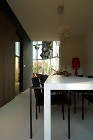 Long White Dining Table by Apartments Mesmerizing Inspiration Of Minimalist Residence From
