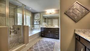 Nuvo Bathroom Lighting Contemporary Master Bathroom With Specialty Door U0026 Undermount Sink