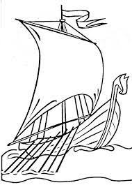 image result for drawing of viking ship tatuagens pinterest