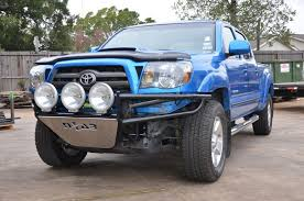 2007 toyota tacoma rear bumper manufacturers of high quality nerf steps prerunners harley bars