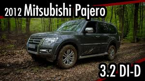 test review 2012 mitsubishi pajero v80 3 2 di d jjsgarage youtube