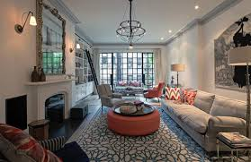 livingroom nyc townhouse 2 eclectic living room york by