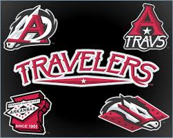 Arkansas Travelers Rest images Arkansas travelers release new identity little rock family png