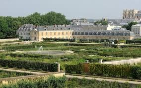 Inside Vegetable Garden by Inside The 17th Century Versailles Vegetable Garden The Telegraph