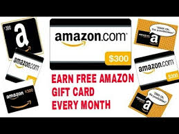 gift of the month earn 300 rs gift card every month free http