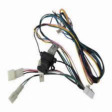 ace0101 4 car dashboard wire harness automobile wire harness