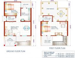 2400 Square Foot House Plans 1500 Square Feet House Plans India House Floor Plans