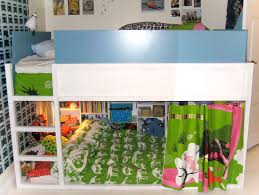 Ikea Loft Bed 73 Best Kids Room Ikea Bunk Bed Images On Pinterest Ikea Kura