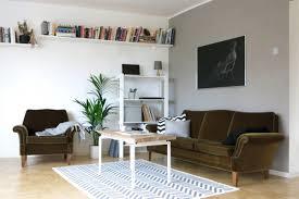 Wohnzimmer Retro Wohnideen Für Skandinavisch Einrichten