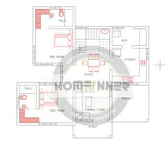 two bedroom two bathroom house plans 2300 sq ft 4 bedroom two story house plan contemporary india house