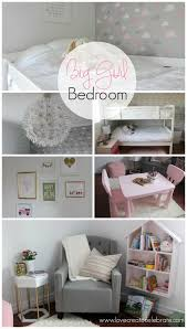 big bedrooms for girls one room challenge week six the big reveal love create celebrate