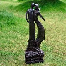 garden statues sculptures large garden ornaments uk