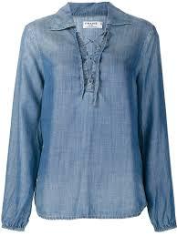 denim blouses store frame denim clothing blouses york on sale free