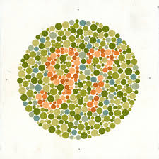 what causes red green color blindness in men