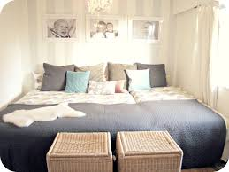 Bed Ideas One Big Giant Bed So There Is Always Room Love It Master Bed