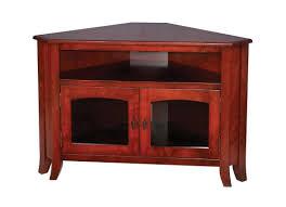Oak Tv Cabinets With Glass Doors 20 Best Corner Tv Cabinets With Glass Doors