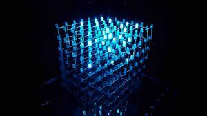 led light show lightshow white snowflake projection spotlight