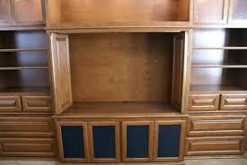 Entertainment Center Cabinet Doors Entertainment Center Cabinet Doors Bi Fold Pocket Doors And