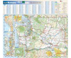 Map Of Spokane Maps Of Washington State Collection Of Detailed Maps Of