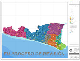 Michoacan Map Sfa Planos De Zonificación
