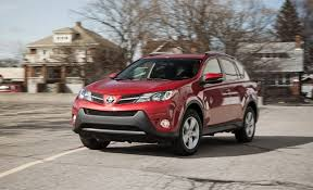 toyota rav4 v6 review 2013 toyota rav4 xle awd test review car and driver