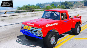 future ford trucks ford f 100 flareside abatti racing trophy truck new enb top speed