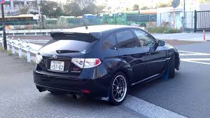 subaru wagon jdm subaru impreza wrx sti jdm hatch leaving super auto bacs youtube