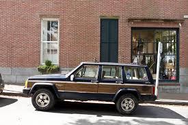 jeep amc the street peep 1984 86 amc jeep wagoneer limited