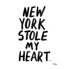 sad new york quotes blue city new york quotes text image on favim