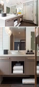 Open Shelf Bathroom Vanity 15 Exles Of Bathroom Vanities That Open Shelving