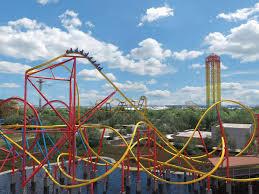 Six Flags Rides Ga Coasterfriends überblick Six Flags Neuheiten 2018