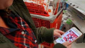 target black friday purchase online cyber monday smashes online sales record