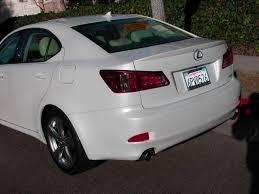 lexus is 250 navigation 2011 lexus is 250 navigation low mileage one owner california car