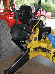 how to build your own custom backhoe subframe