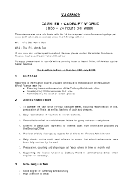 description of job duties for cashier supermarket cashier job duties for resume job and resume template