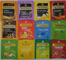 twinings tea refill pack 100 teabags 12 great flavours twinings
